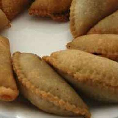 Photo of Gujiya by Reena Dixit at BetterButter