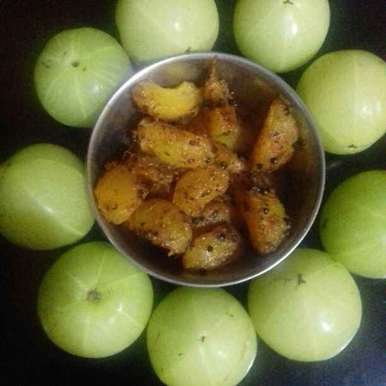 Photo of Instant amla pickle by Reena Verbey at BetterButter