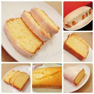 Photo of Lemon Pound Cake by Rekha Rathish at BetterButter