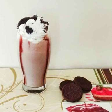 Photo of Oreo Milkshake by Rekha Unni at BetterButter