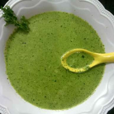 Photo of Spinach soup by Rekha Varsani at BetterButter
