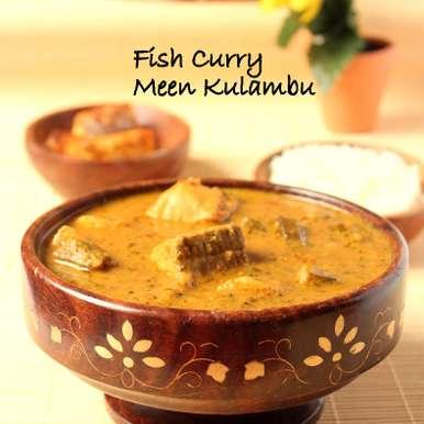 Photo of Fish Curry - Meen Kuzhambu by Reni Miller at BetterButter