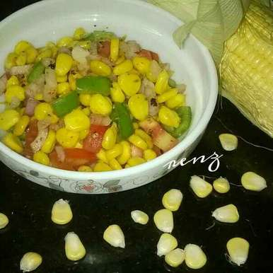 Photo of Corn bhel by Renu Chandratre at BetterButter