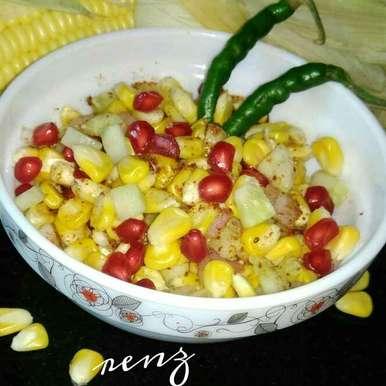 Photo of Corn bhel by Renu Chandratre at BetterButter