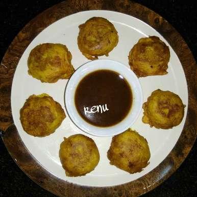 Aalu bonda ya batata vada recipe in Hindi,आलू बोंडा या बटाटा वडा, Renu Chandratre