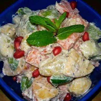 Photo of Russian Salad by Renu Chandratre at BetterButter