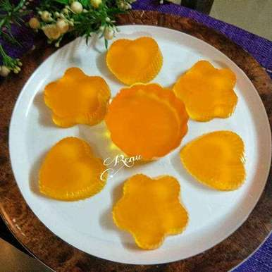 Photo of Orange jelly by Renu Chandratre at BetterButter