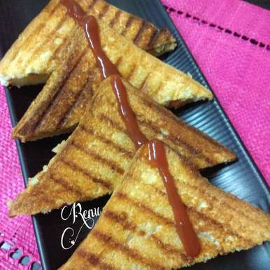 Photo of Grilled sandwich by Renu Chandratre at BetterButter