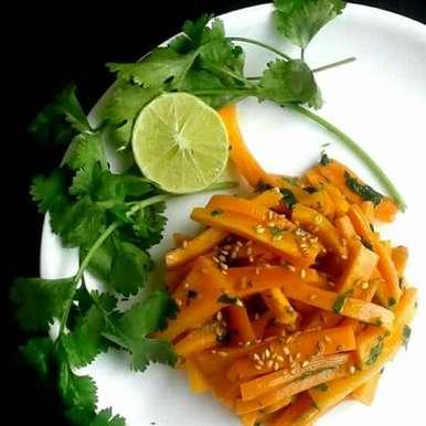 Photo of Carrot Salad by Renu Kulkarni at BetterButter