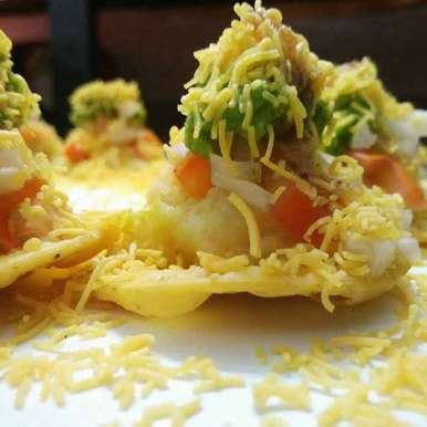 Photo of Sev puri by Renu Maurya at BetterButter