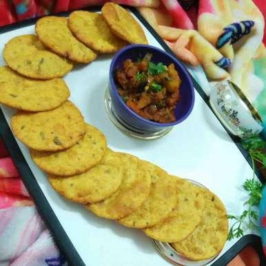 Moong dal puri recipe in Hindi,मूंग दाल पूरी, Renu Maurya