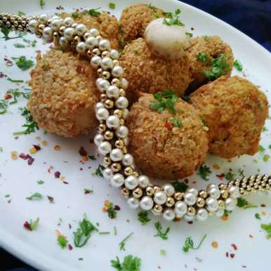 Mushroom bharwa oats pakora recipe in Hindi,मशरूम भरवां ओट्स पकोैड़ा, Renu Maurya