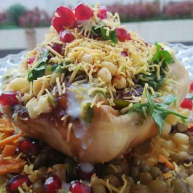 Raj kachori recipe in Hindi,राज कचोरी, Renu Maurya
