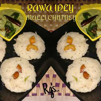 Photo of Rawa Idli by Rg SriVidhya Navin at BetterButter