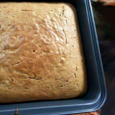 Banana Cake, How to make Banana Cake