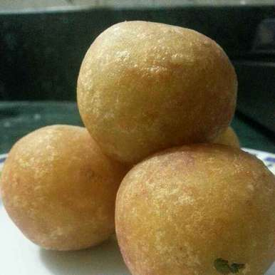 Photo of Potato Balls with Sweet and Sour Coconut Filling by Richa Chaudhary at BetterButter
