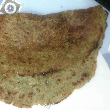Photo of Leftover Dal Cheela by Richa  at BetterButter