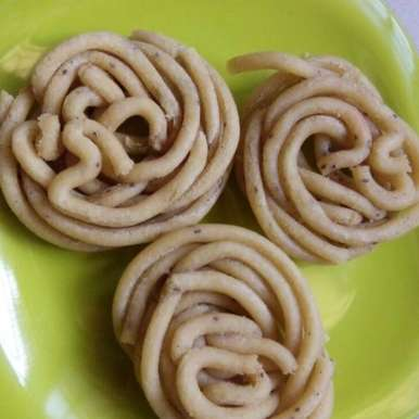 Photo of Andhra Famous Snacks : Jantikalu by Ridhima Mohil at BetterButter