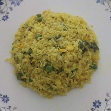 Photo of Corn Matar Pulav by Ridhima Mohil at BetterButter