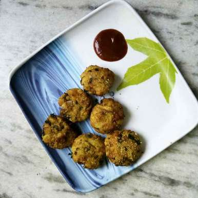 Photo of Raw banana with Oats Cutlet by Ridhima Mohil at BetterButter