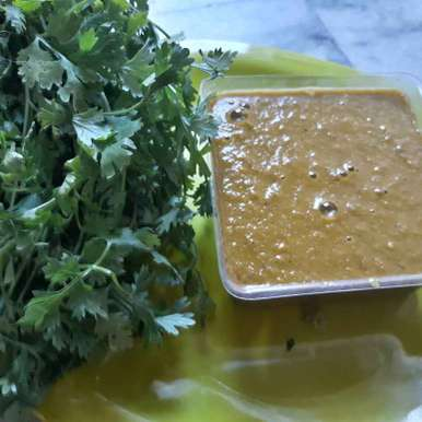 Photo of Tomato Coriander Chutney by Ridhima Mohil at BetterButter