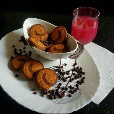 PINWHEEL BISCUITS recipe in Bengali,পিনহুইল বিস্কুট, MOUMITA DAS