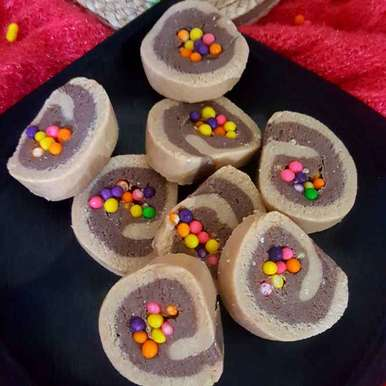 Photo of SPRINKLED PINWHEELS by MOUMITA DAS at BetterButter