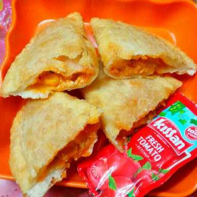 Photo of Pizza mac puff by Rimjhim Agarwal at BetterButter