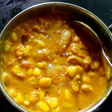 Photo of Corn Do Pyaza by Rimjhim Agarwal at BetterButter