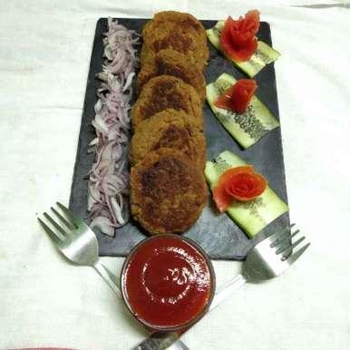 Photo of soya galouti kebab by Ritam Guha at BetterButter