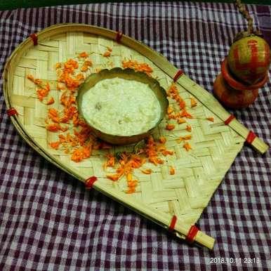 paysaam with Gobindo-bhog rice recipe in Bengali,গোবিন্দভোগ চালের পায়েস, Ritam Guha