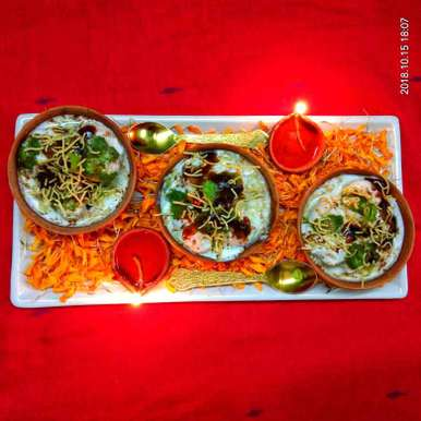 Photo of dahi bhalle by Ritam Guha at BetterButter