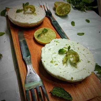 Photo of No bake lemon cheese cake by Ritam Guha at BetterButter