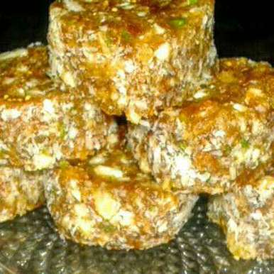 Dry fruit fudge (Sugar free), How to make Dry fruit fudge (Sugar free)