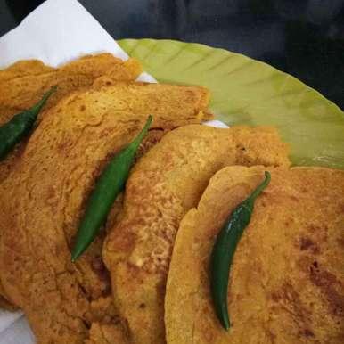 Photo of Potato chilla by Ritu Chaudhary at BetterButter