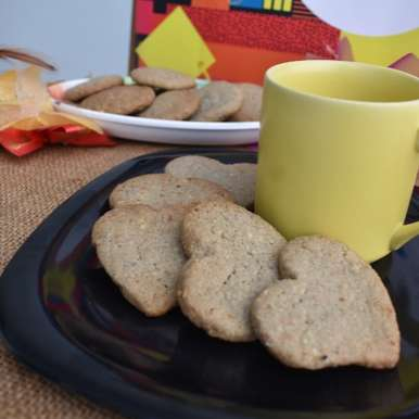 Photo of Pearl Millets Cookies by Ritu Gupta at BetterButter