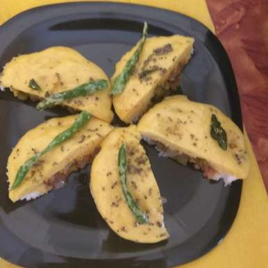 Photo of Bread Dhokla Sandwich by Ritu Gupta at BetterButter