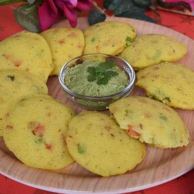 Photo of Instant Vegetable Idli by Ritu Gupta at BetterButter
