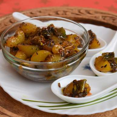 Photo of Amla{Indian Gooseberry} Launji by Ritu Gupta at BetterButter