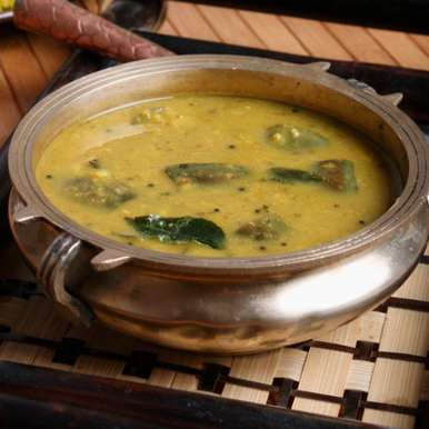 Photo of Dal Vangi or Brinjal Dal by Ritu Sharma at BetterButter
