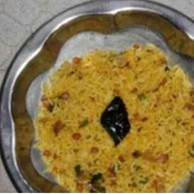 Red Chili rice recipe in Telugu,కారం అన్నం, Sree Vaishnavi