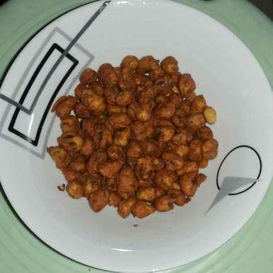 Photo of Crispy peanut pakoda by Sree Vaishnavi at BetterButter