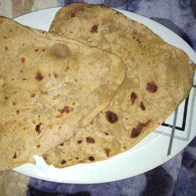Photo of Aloo roti by Sree Vaishnavi at BetterButter