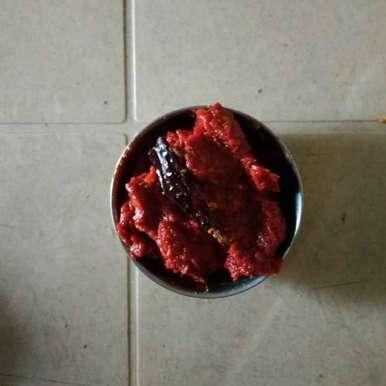 Korivi karam recipe in Telugu,కొరివి కారం, Sree Vaishnavi