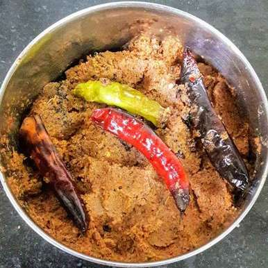 Smoked Gooseberry chutney  recipe in Telugu,కాల్చిన ఉసిరికాయ పచ్చడి, Sree Vaishnavi