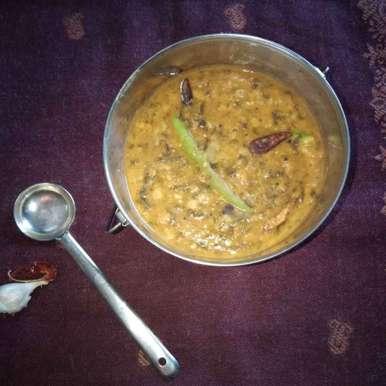 Red sorrel leaves dal recipe in Telugu,గోంగూర పప్పు, Sree Vaishnavi