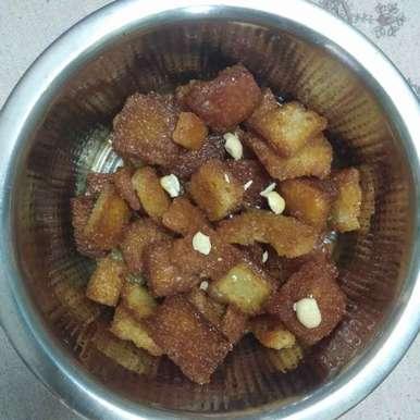 Photo of Bread kaja by Sree Vaishnavi at BetterButter