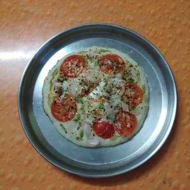 Photo of Pizza uttappam by Sree Vaishnavi at BetterButter