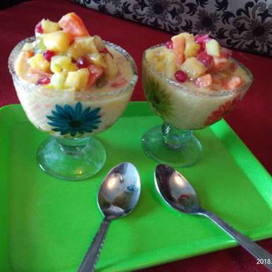 Photo of Fruit salad by Sree Vaishnavi at BetterButter
