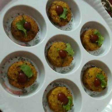 Photo of Bachi hui khichadi ki tikki by Rohini Rathi at BetterButter